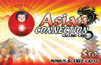 Asian Connection $50