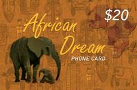 African Dream $20